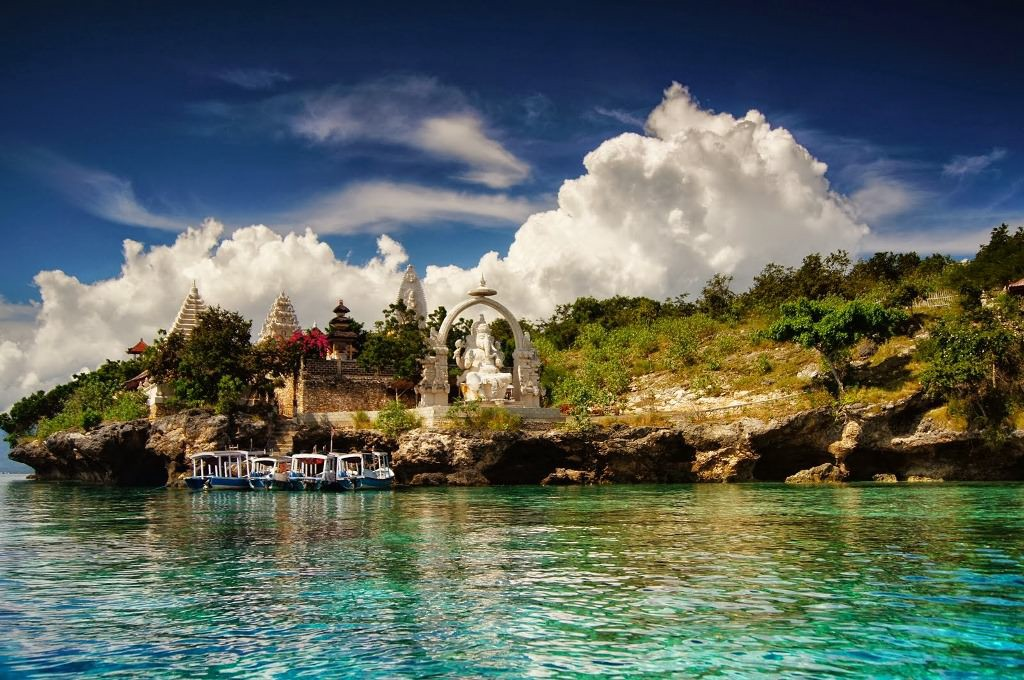 menjangan island of bali