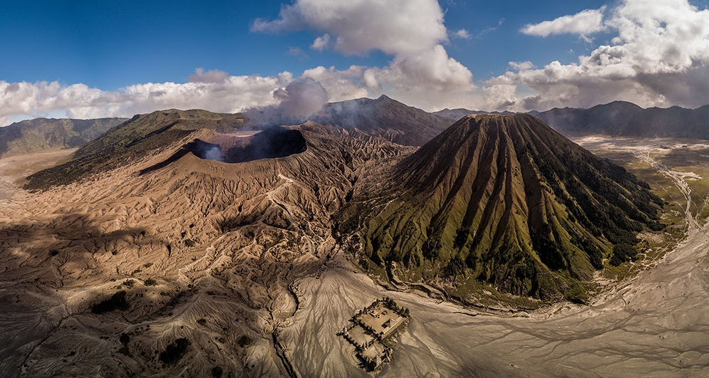 bromo volcano east java