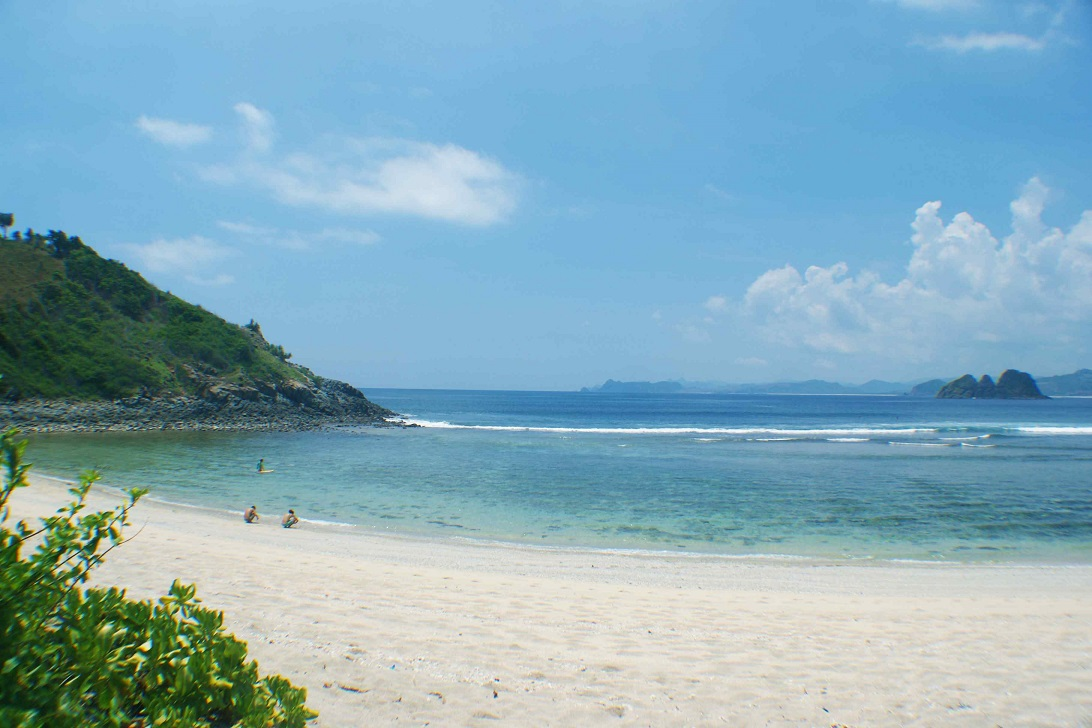 mawi beach lombok