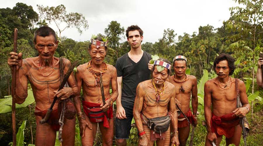 mentawai tribe
