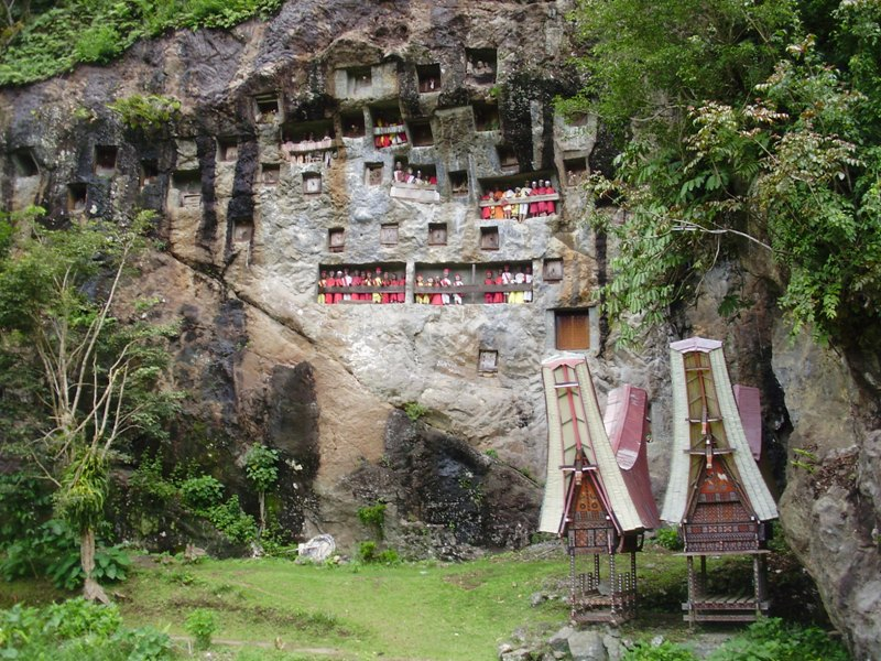 tana toraja south sulawesi
