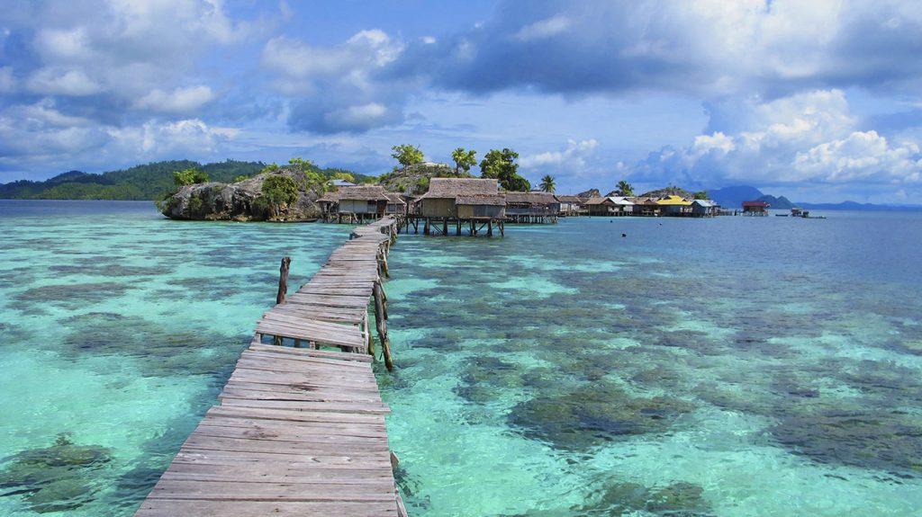 togean island sulawesi