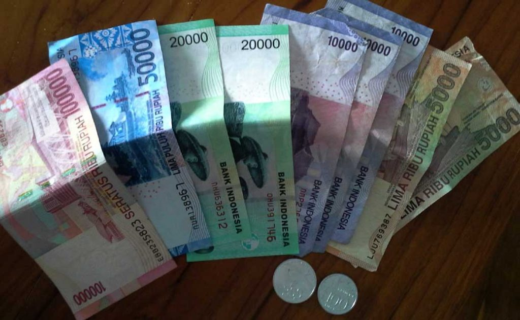 what is indonesia currency
