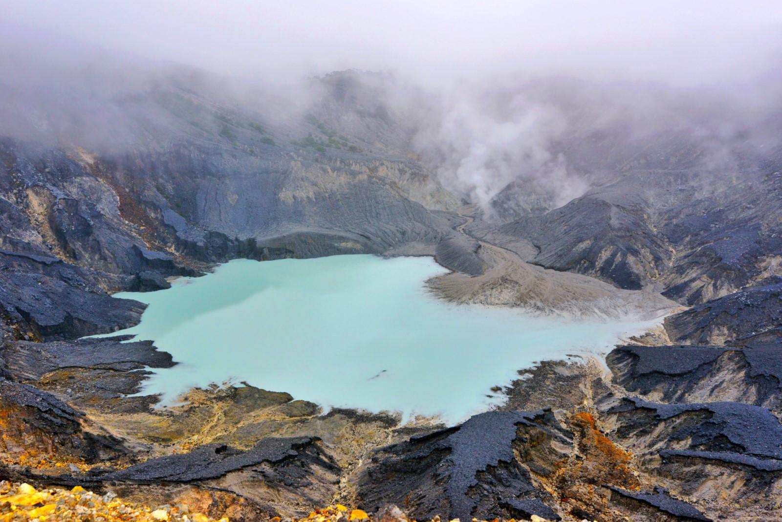 Mount Ijen trekking Java