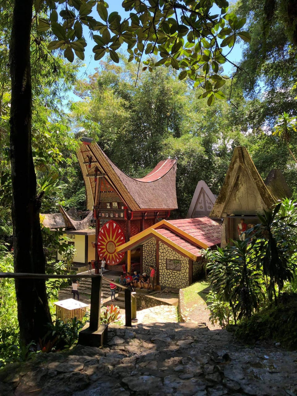 Traditional Houses Sulawesi