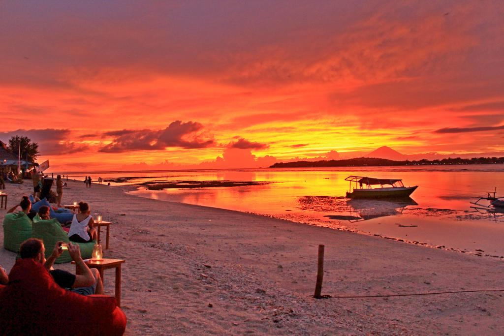 gili's sunset