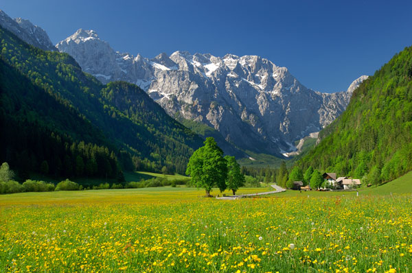 eco tourism in slovenia