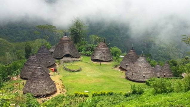 indonesia eco friendly tourism area