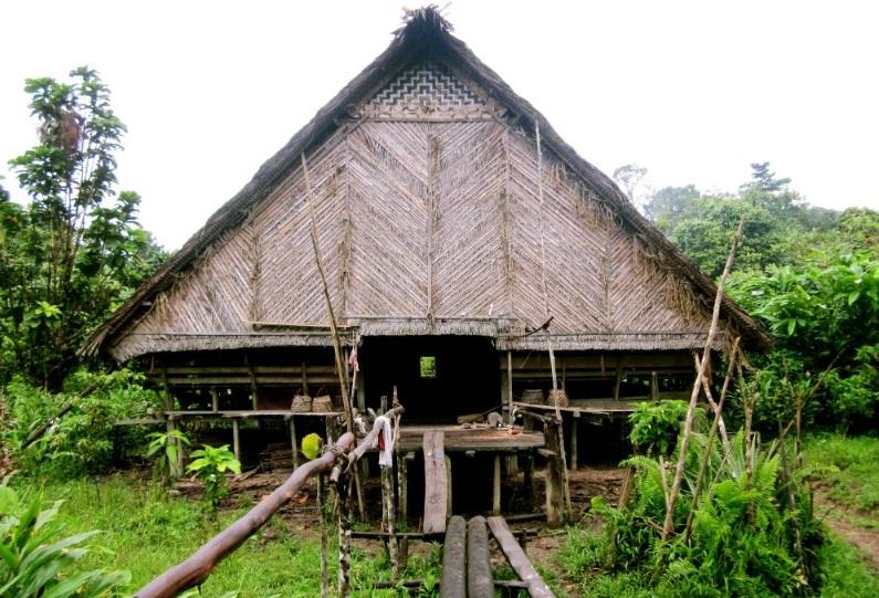 mentawai house