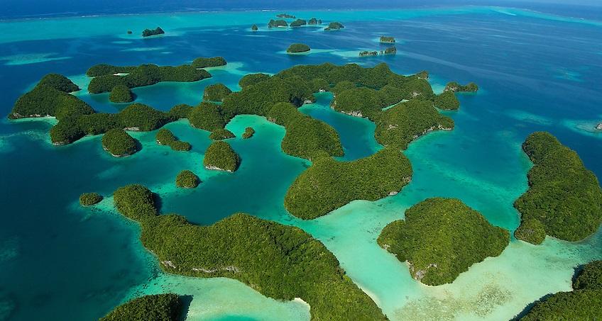 palau micronesia eco tourism