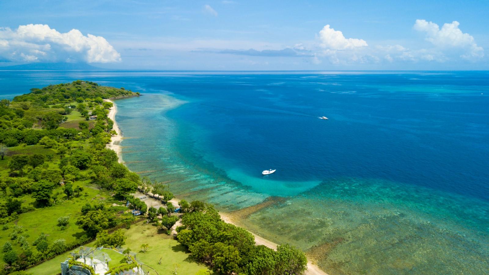 Snorkelling Menjangan Island