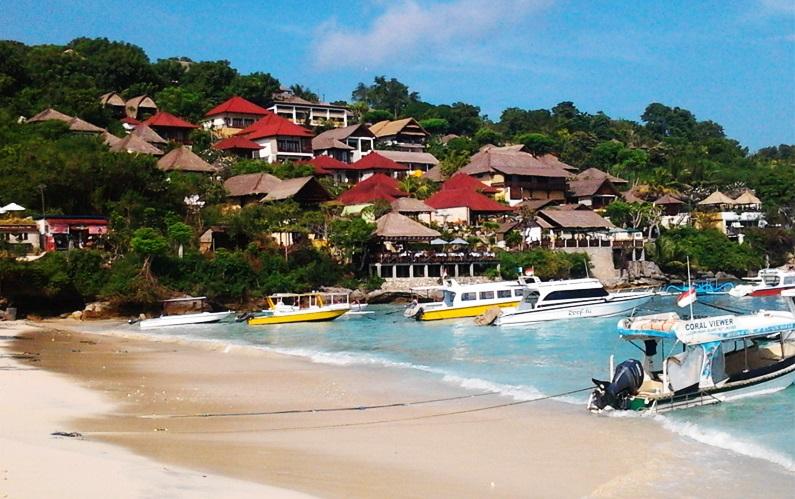 jungut batu beach lembongan