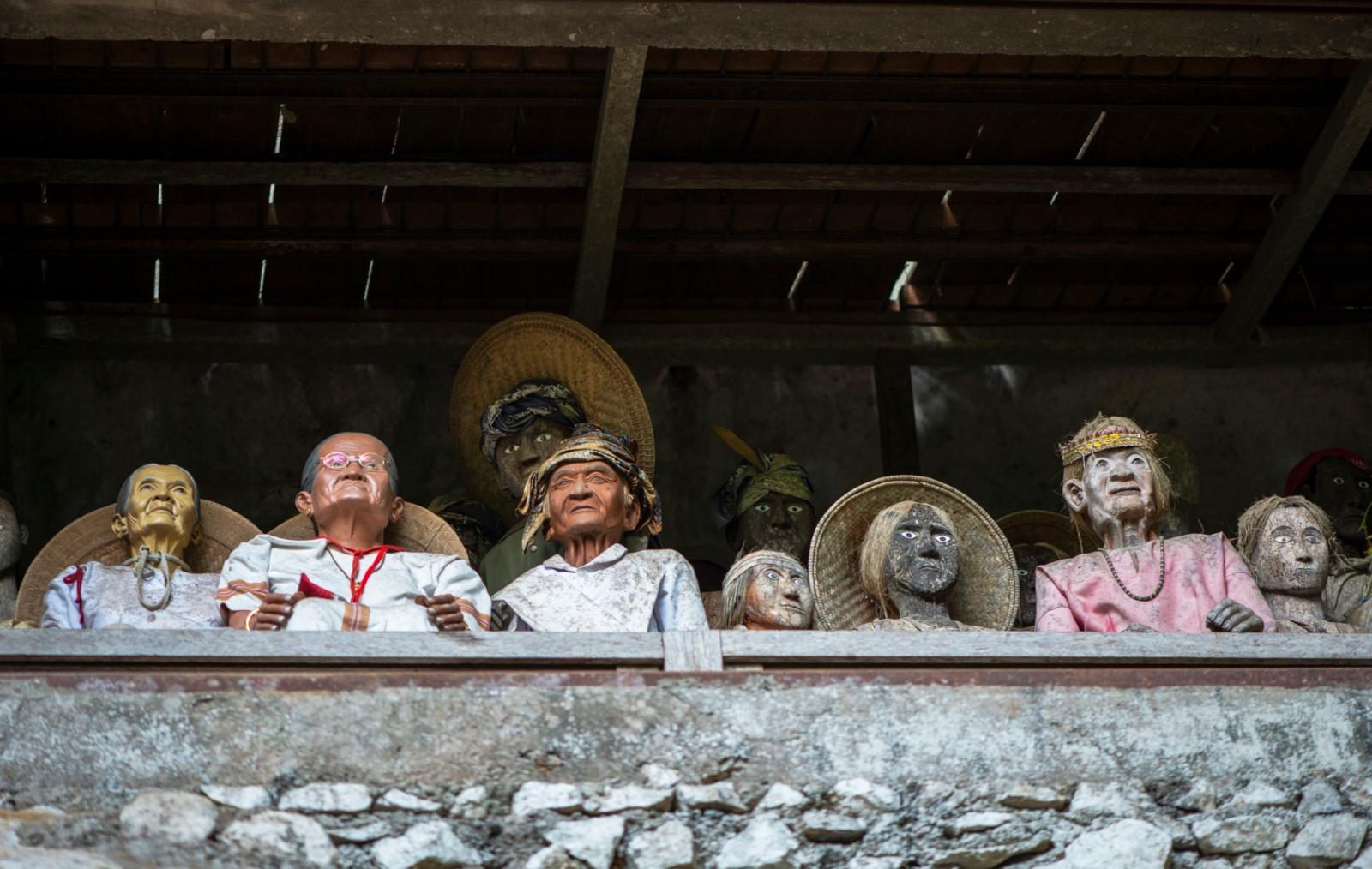 Mumy Toraja Sulawesi