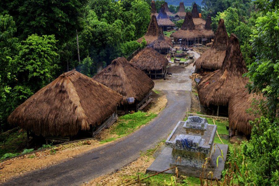 Prai Ijing Customary Village