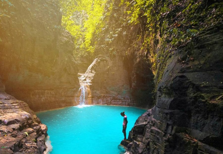 Waimarang Waterfall
