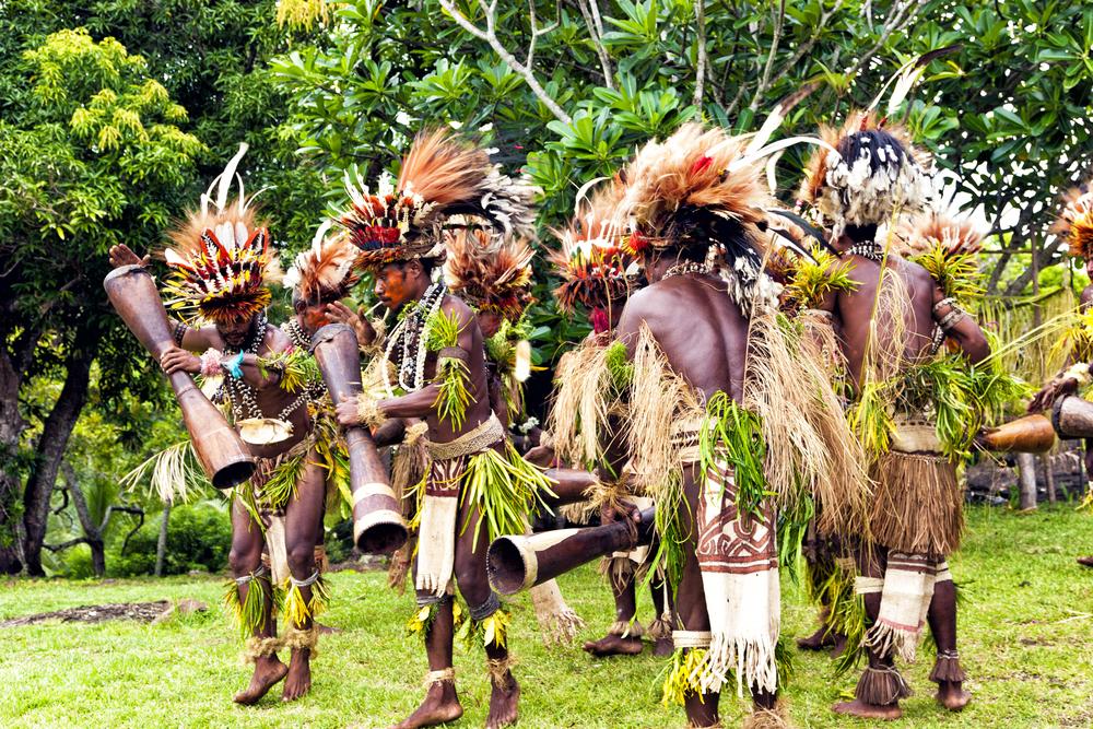 asmat tribe
