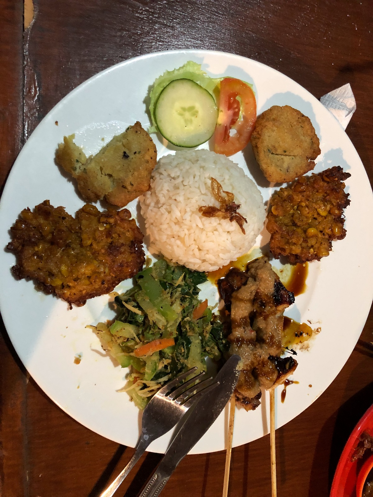 Local specialities Bali