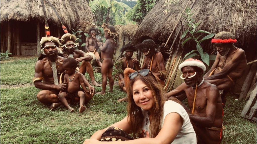 indigenous people of the Baliem Valley