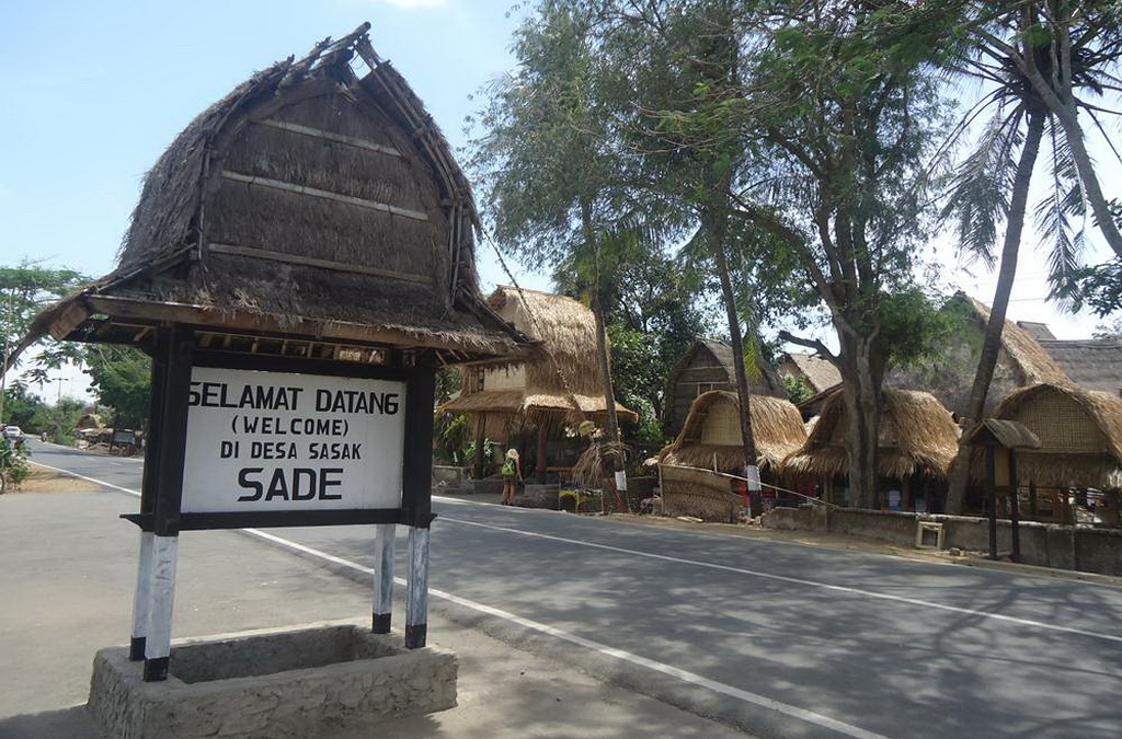 Mingle with the Sasak in Sade Village
