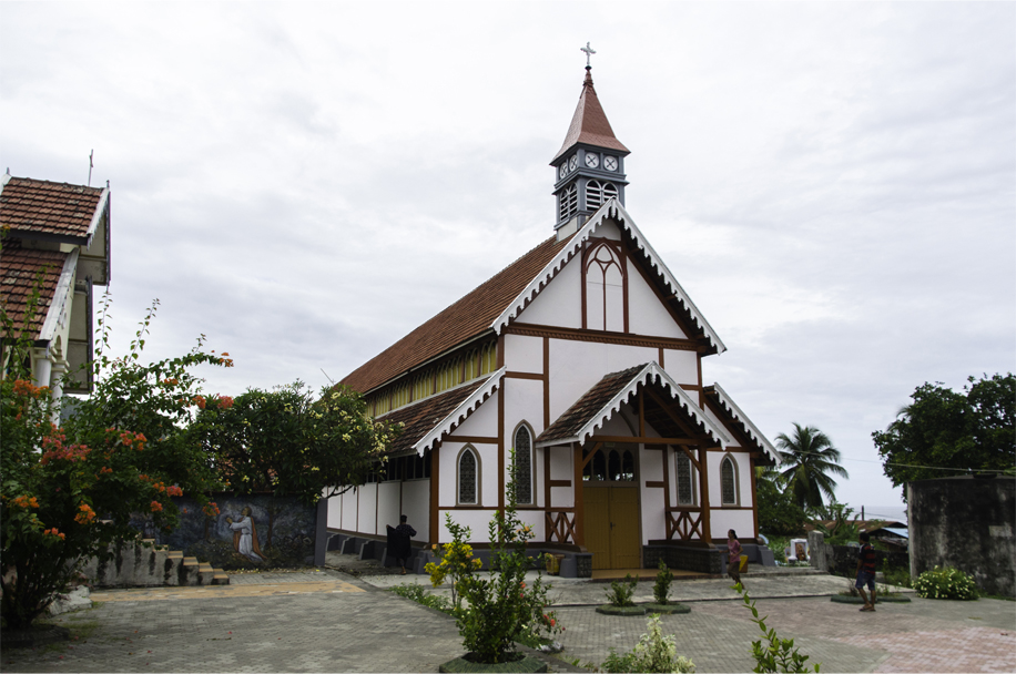 Sikka Old Church