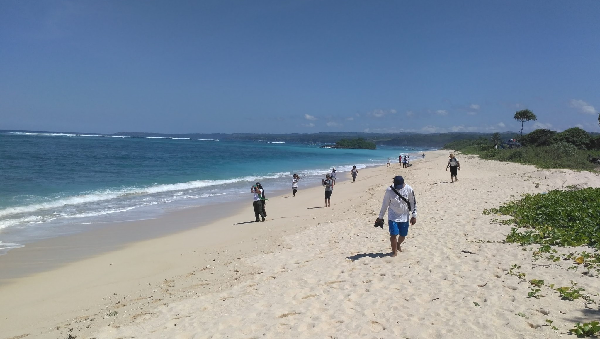 Sumba marosi beach