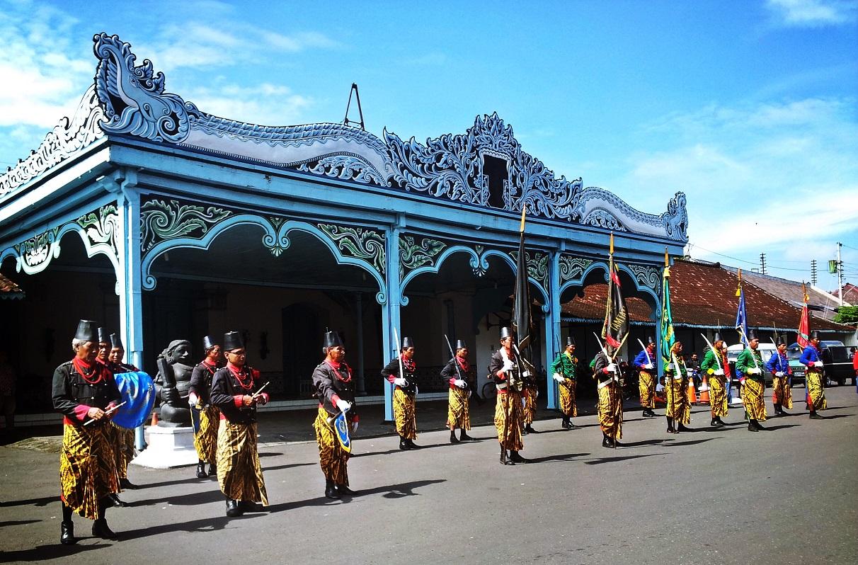 Surakarta Hadiningrat Royal Palace