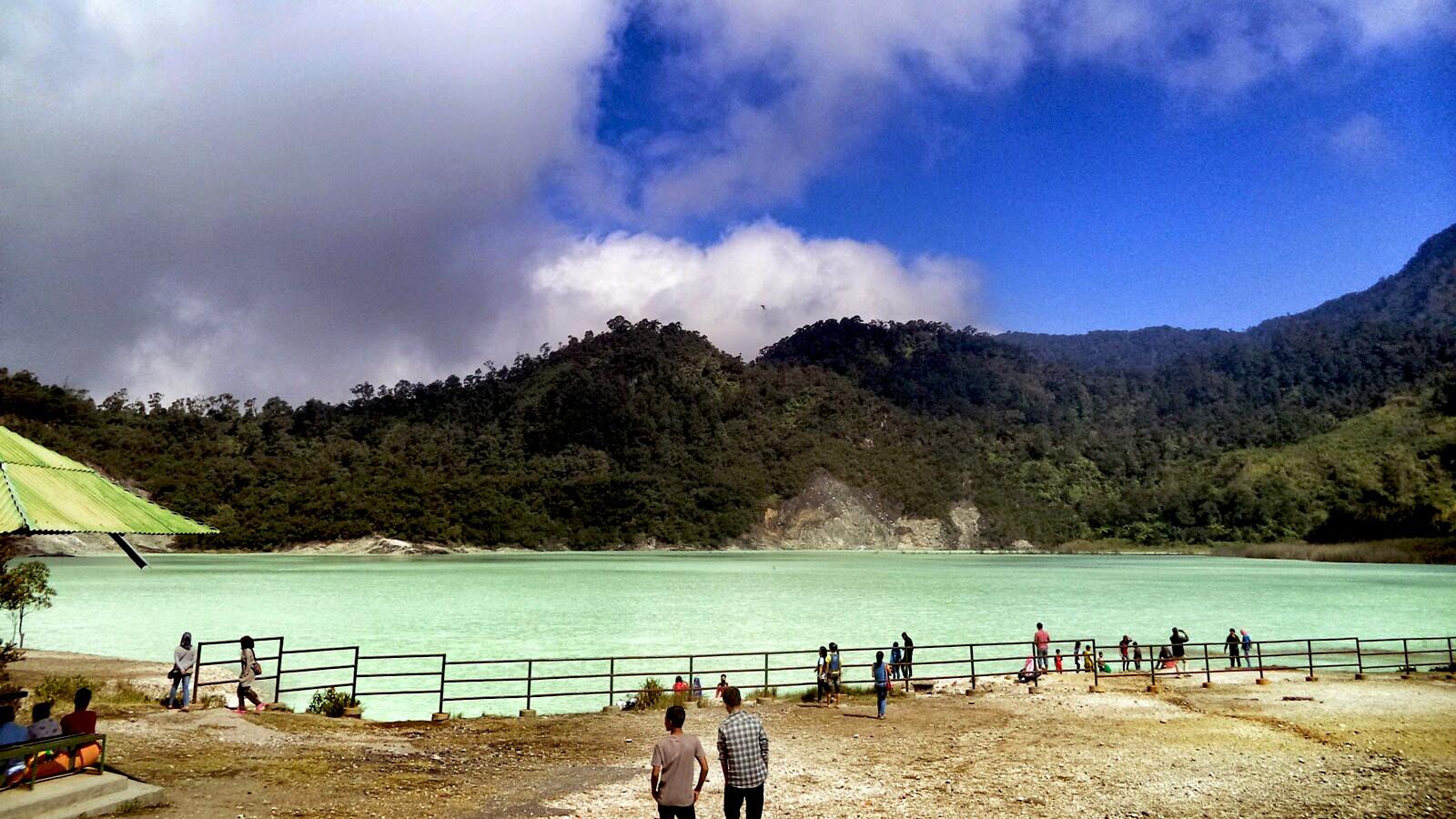Telaga Bodas Crater Garut