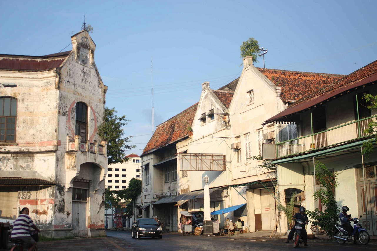 old city semarang
