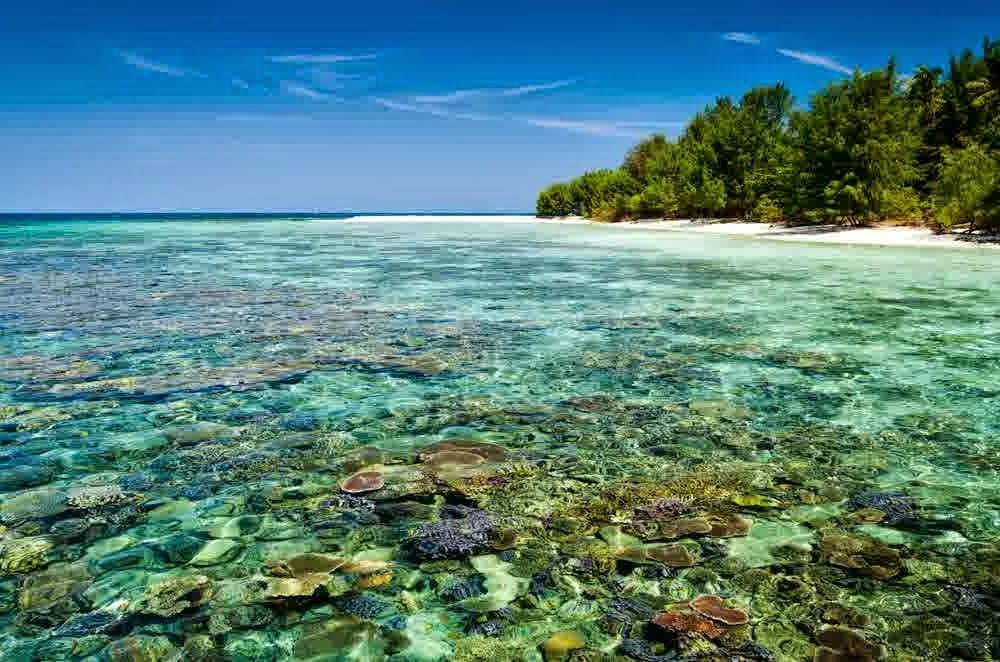 Kepulauan Karimun jawa holidays destination