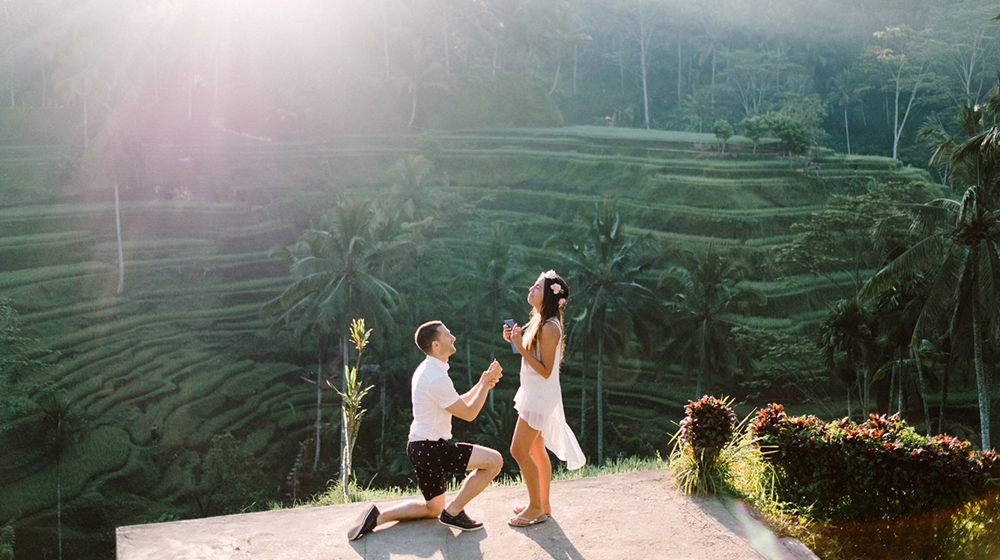 honeymoon in ubud