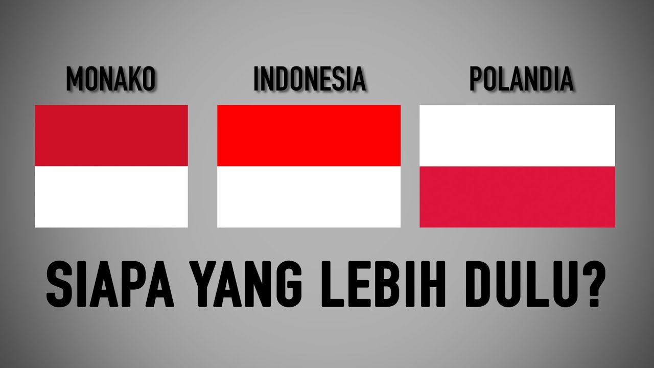 indonesia flag fact