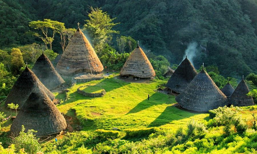 Journey to Wae Rebo Village