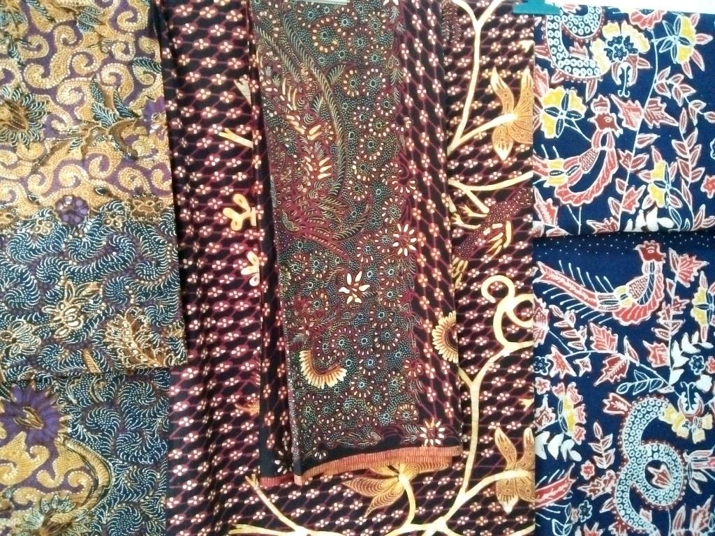 batik unesco world heritage site