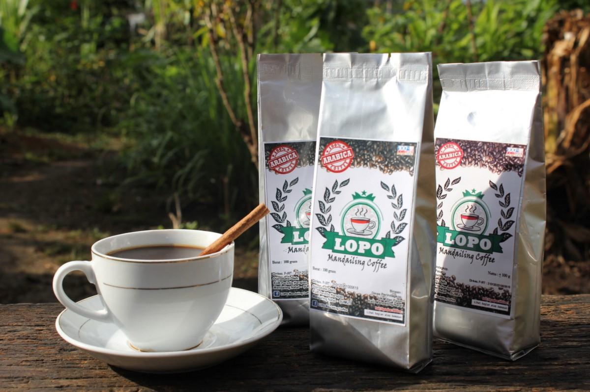 indonesia coffee souvenirs