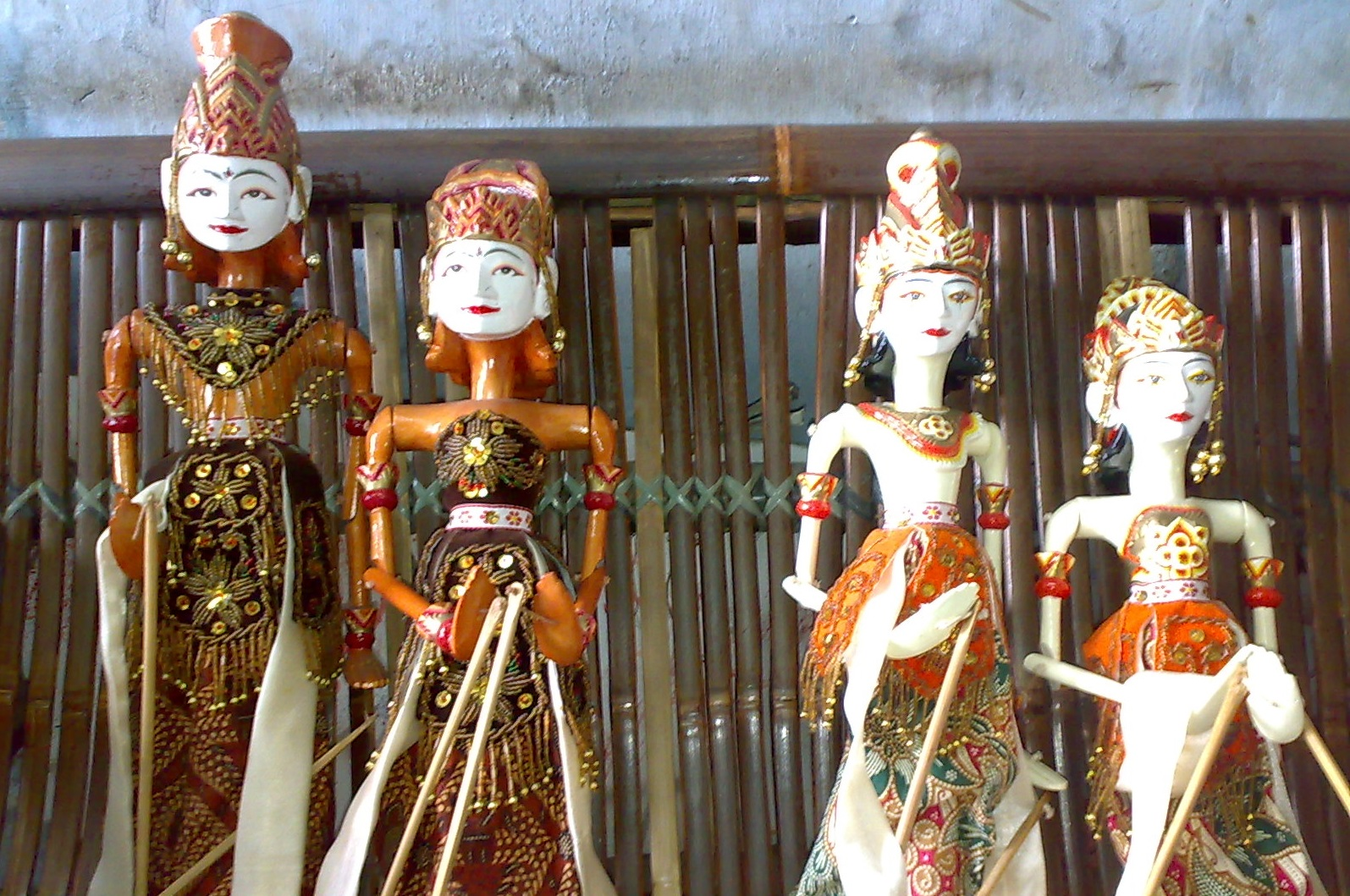 wayang souvenirs