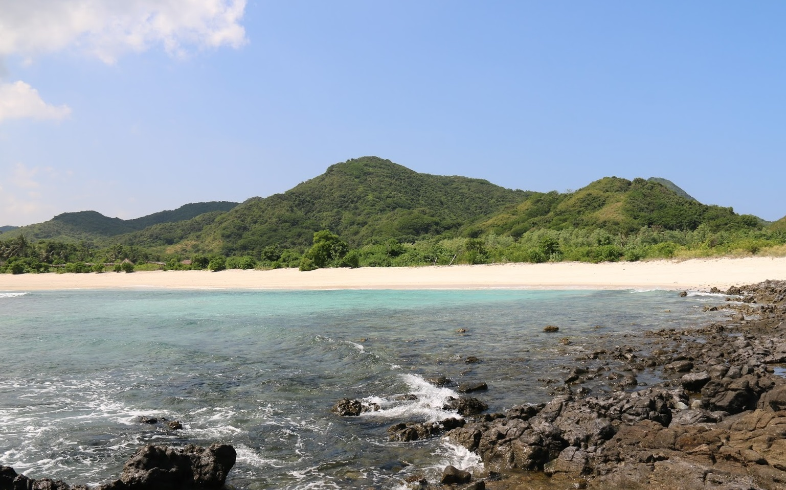 explore mawi lombok best beaches