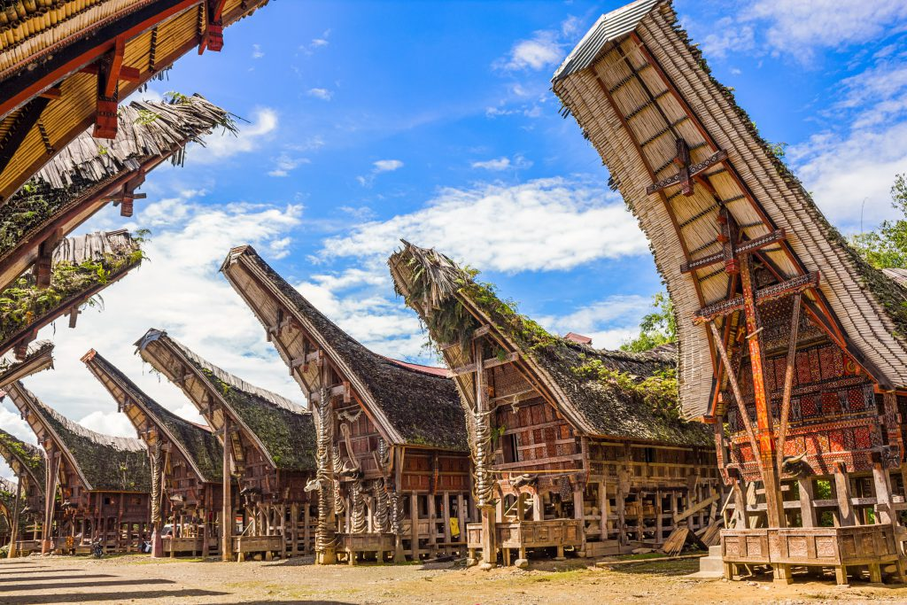 indonesia natural wonder of tana toraja