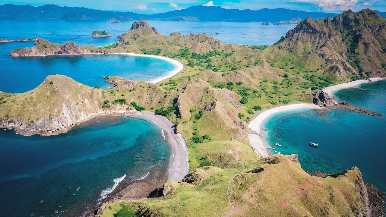 komodo national park area