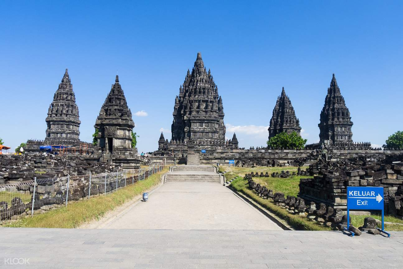 prambanan temple natural wonder of indonesia