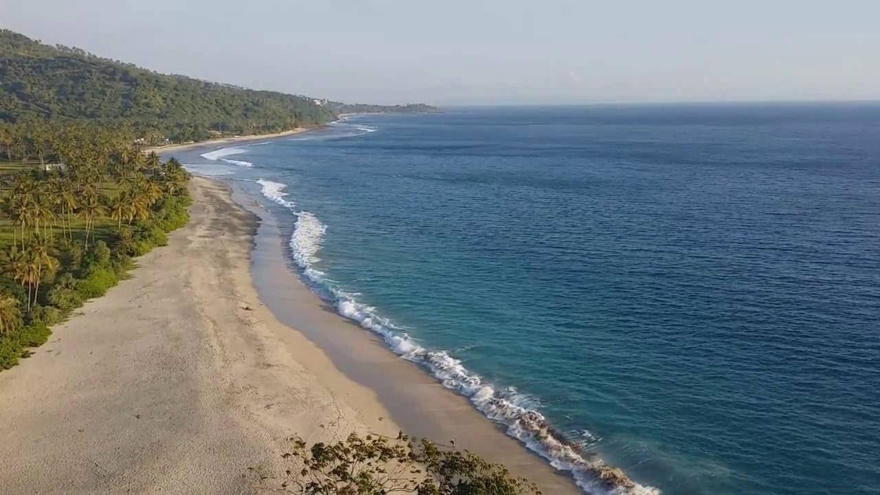setangi beach view
