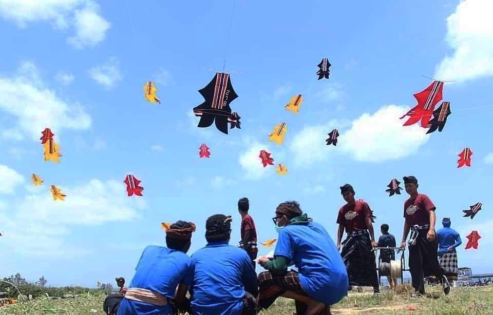 bali international kite festival