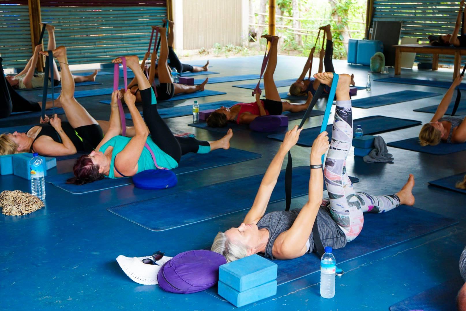 h2o yoga meditation center in gili air lombok