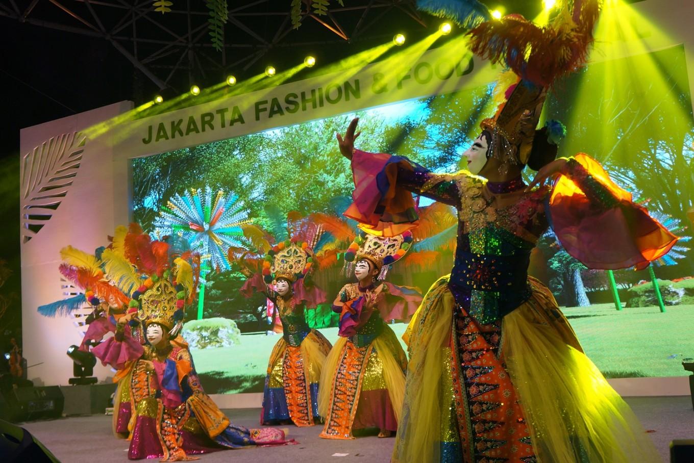 jakarta fashion show festival