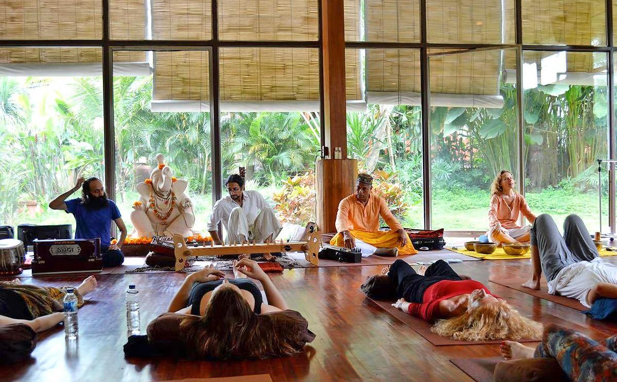 yoga barn in bali