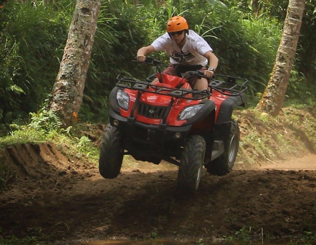 ATV adventure tour in ubud