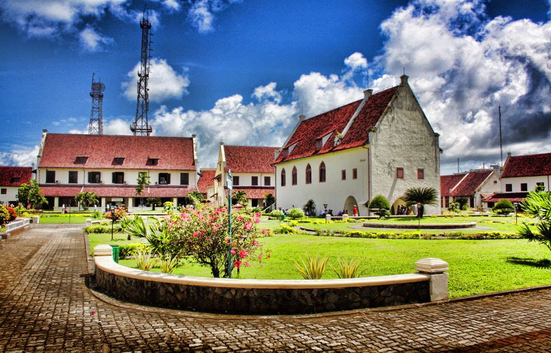 Fort Rotterdam, South Sulawesi
