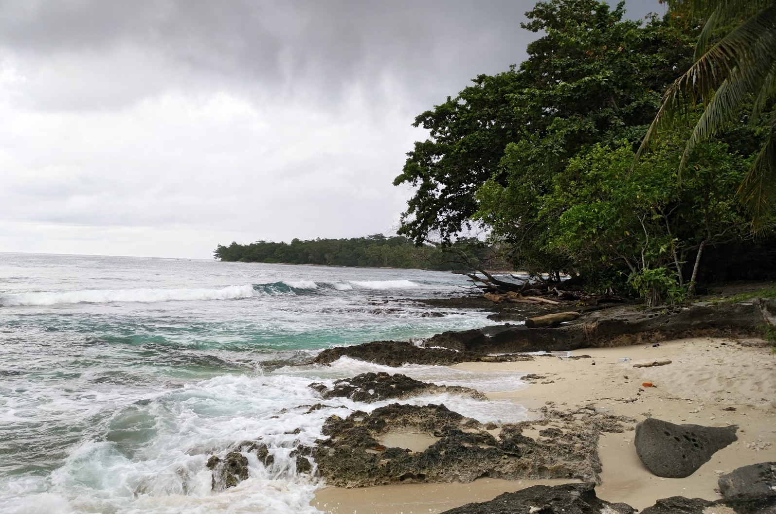 bakaro beach biak papua