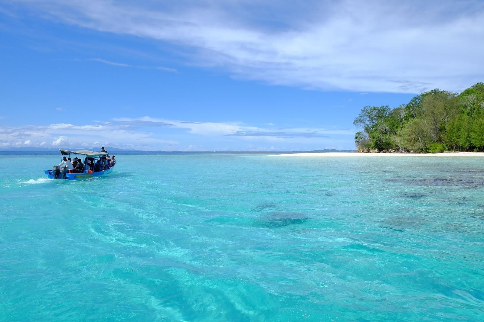 cemara is best beach in papua