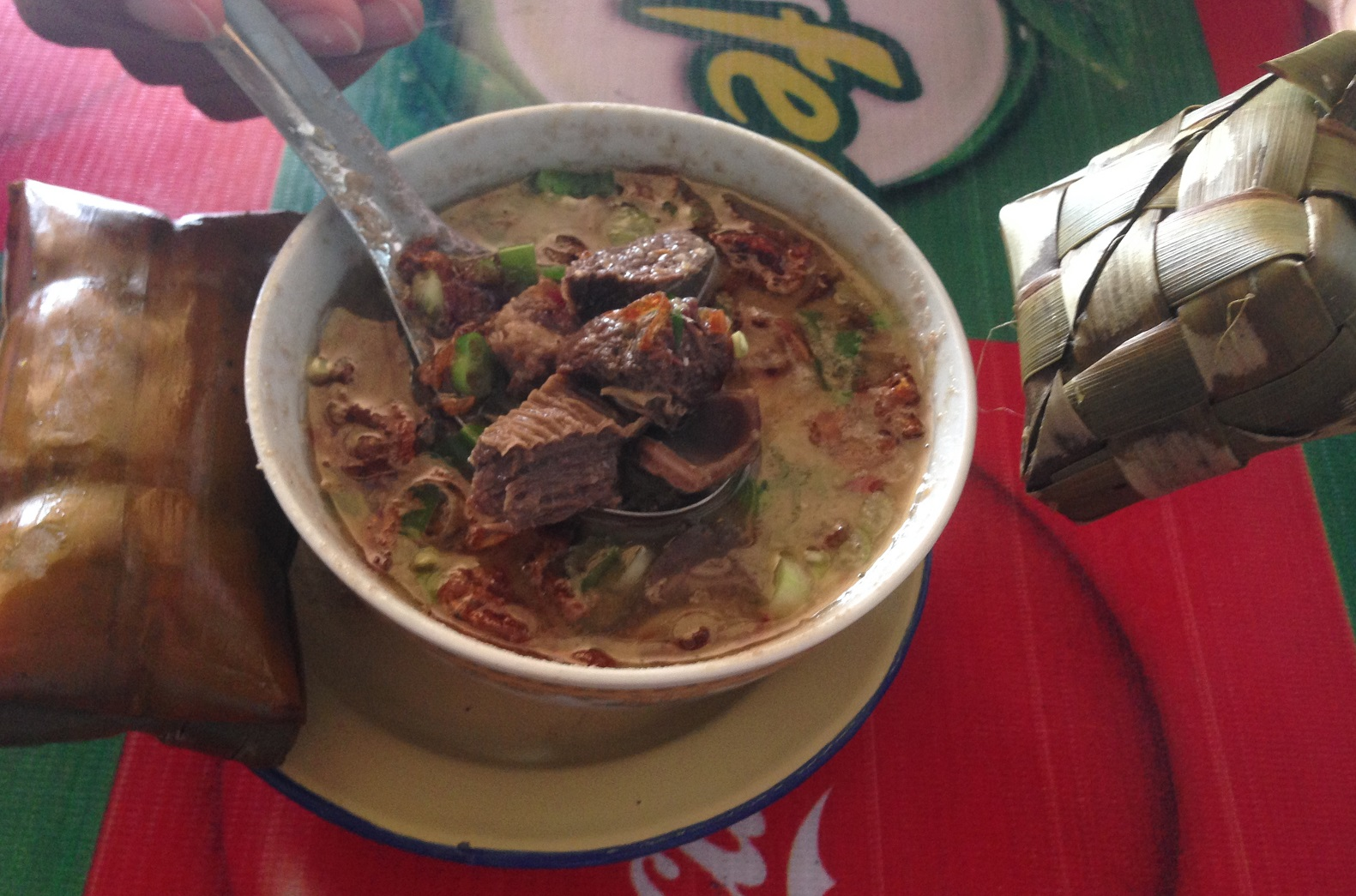 coto kuda typical bulukumba food