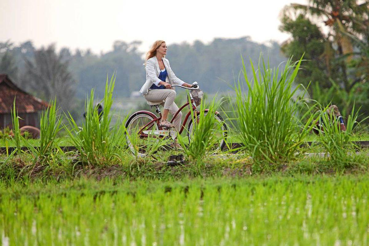 eat pray love shooting location in ubud bali